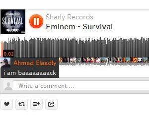 Survival, le nouveau titre d'Eminem
