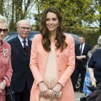 Kate Middleton : son come-back royal deux mois après la naissance du Prince George