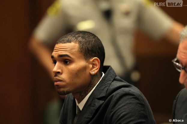 Chris Brown : blanchi dans une affaire de délit de fuite