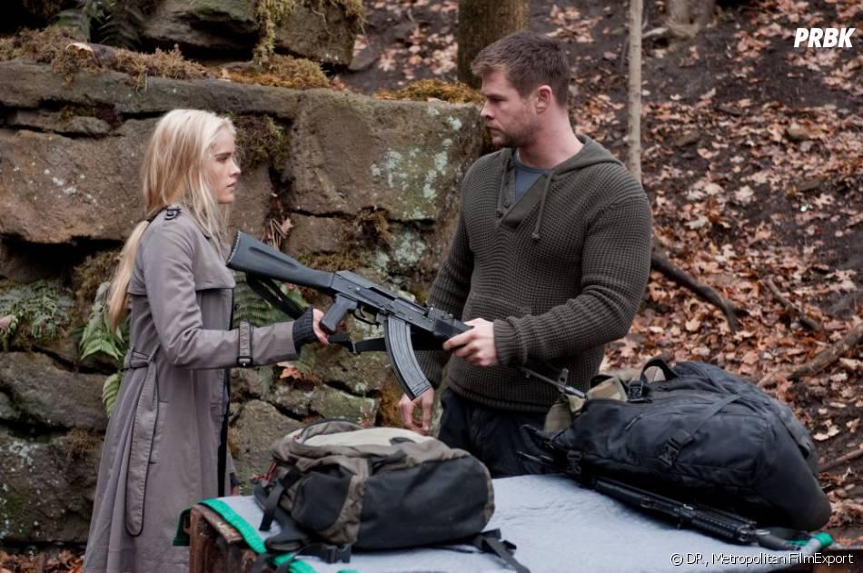 L'Aube Rouge : Chris Hemsworth face à Isabel Lucas