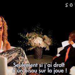 Beyoncé : une interview engagée et un bisou avec Kid President