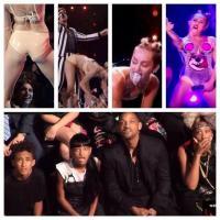 """Miley Cyrus aux MTV VMA 2013 : son show """"porno"""" enflamme le web"""