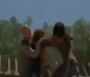 Nouvel extrait de la saison 4 de Walking Dead avec Michonne