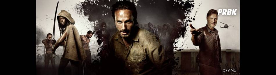 The Walking Dead saison 4 arrive le 13 octobre sur AMC aux US