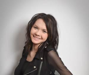 Sophie-Tith, gagnante de la Nouvelle Star 2013, a sorti un premier album de reprises