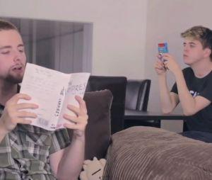"""Le Grand Journal s'est inspiré de la vidéo """"Meanwhile"""" d'un Youtubeur anglais"""