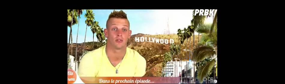 Les Ch'tis à Hollywood : Jordan motivé pour bosser à Hollywood