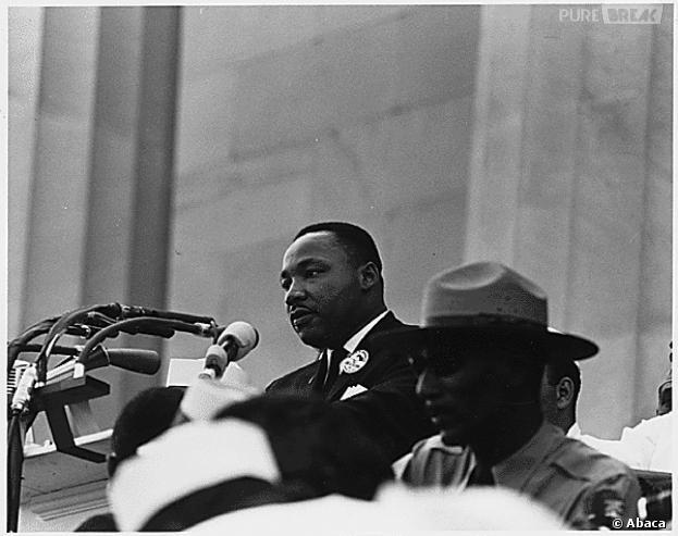 """Martin Luther King : le discours """"I have a dream"""", prononcé le 26 août 1963 lors d'un marche pour les droits civiques, a 50 ans"""
