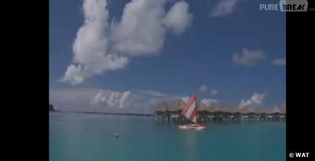 Tahiti Quest : premières images du nouveau jeu télé de Gulli, animé par Benjamin Castaldi