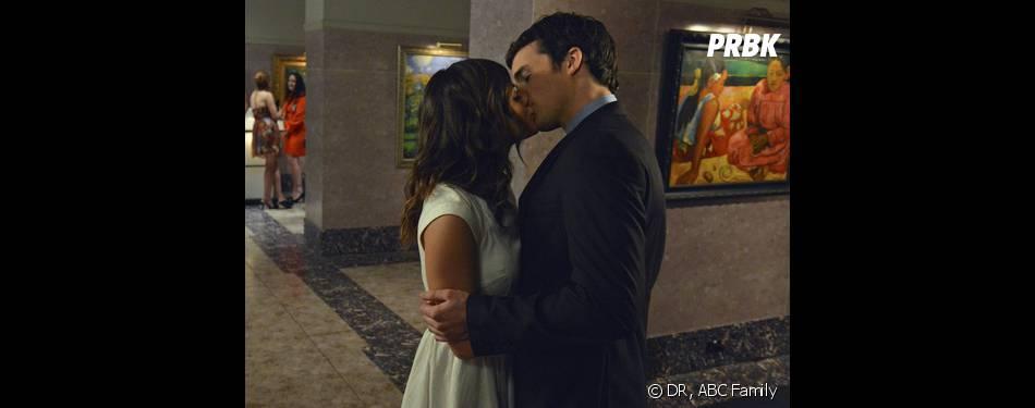 Pretty Little Liars saison 4 : de l'espoir pour Erza et Aria ?