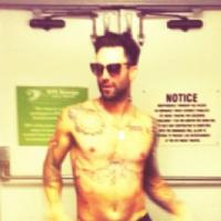 Adam Levine : slip party sur Instagram