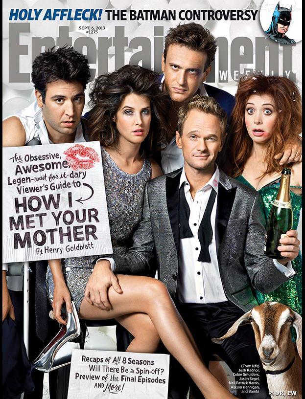 How I Met Your Mother saison 9 : un tournage secret pour Cristin Milioti