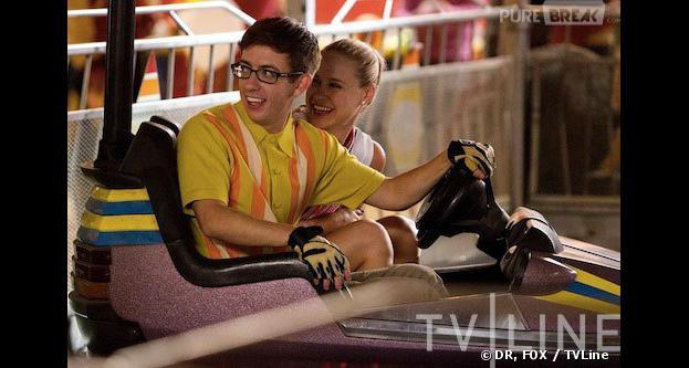 Glee saison 5 : première image avec Kevin McHale et Becca Tobin