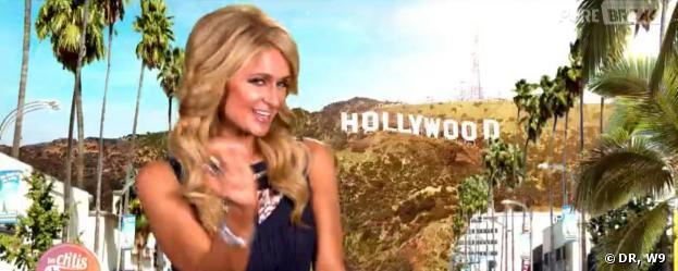 Les Ch'tis à Hollywood : Paris Hilton est timide !