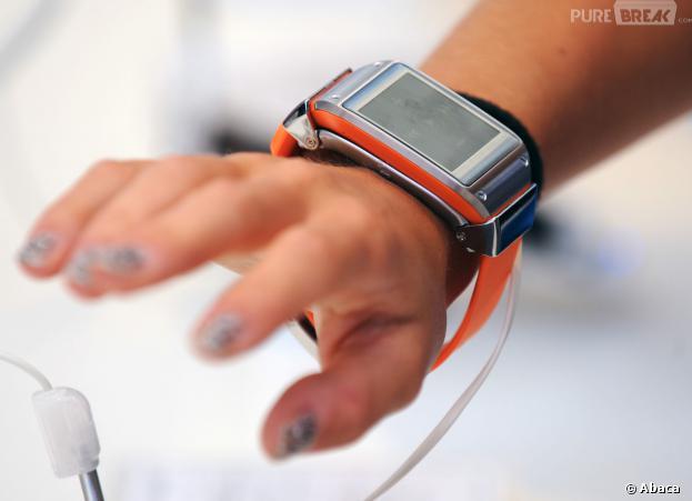 Galaxy Gear : la montre connectée de Samsung sort le 25 septembre 2013