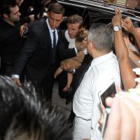 David Beckham : sa petite Harper star de la Fashion Week à New-York