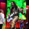 Omar Sy a signé un duo avec le groupe Earth, Wind & Fire baptisé My Promise