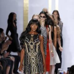 Jessica Alba, Ne-Yo, Uma Thurman... : défilé de stars à la Fashion Week de New-York 2013