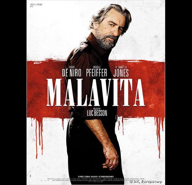 """""""Malavita"""", l'affiche"""
