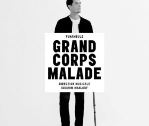 """Grand Corps Malade sort son quatrième album """"Funambule"""" le 28 octobre 2013"""