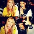 Rihanna et Cara Delevingne : soirée VIP pour le lancement de la collection automne-hiver 2013 de River Island