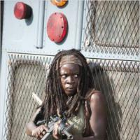 The Walking Dead saison 4 : future relation entre Rick et Michonne ?
