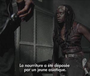 The Walking Dead saison 4 : Danai Gurira parle de l'avenir de Michonne