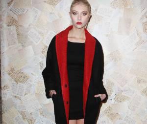 Taylor Momsen : une vraie petite femme à la Fashion Week de New York le 11 septembre 2013