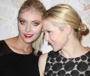 Taylor Momsen et Kelly Rutherford à la Fashion Week de New York le 11 septembre 2013