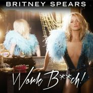 Britney Spears : Work Bitch, la pochette sexy et provoc de son nouveau single