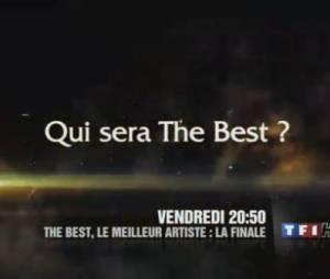 The Best, le meilleur artiste : la grande finale ce soir à 20h50 sur TF1.