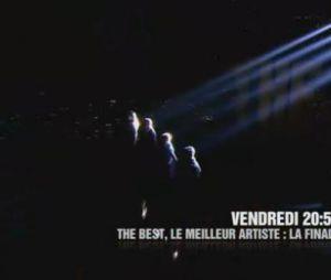 Clap' de fin pour The Best, le meilleur artiste sur TF1.