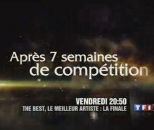 The Best, le meilleur artiste tire sa révérence ce soir sur TF1.