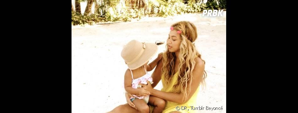 Beyoncé cherche une nounou française pour Blue Ivy