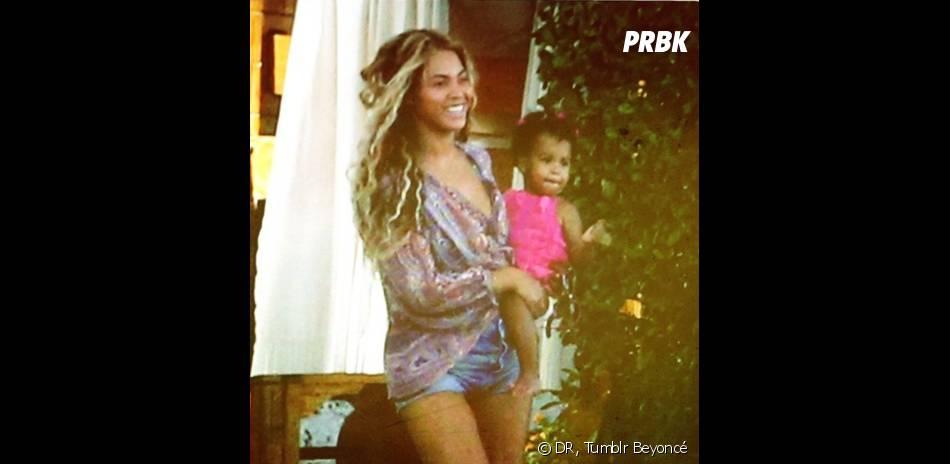 Beyoncé : moments complices avec Blue Ivy, le bébé le plus influent du monde