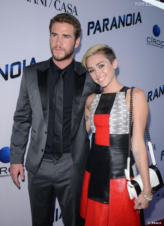 Miley Cyrus et Liam Hemsworth officiellement séparés