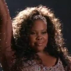 Glee : Amber Riley (Mercedes) cartonne dans Danse avec les stars