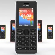"""Nokia 108 : un mobile à 40€ avec appareil photo et """"Snake"""""""