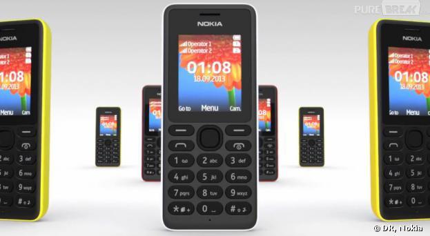 Le Nokia 108 sera vendu moins de 40 euros