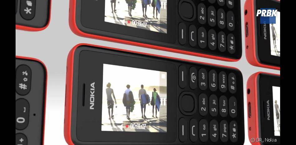 Le Nokia 108 est équipé d'un appareil photo
