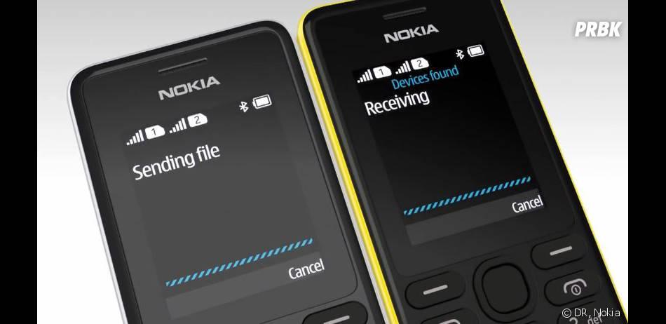 Le Nokia 108 est doté d'un écran de 1.8 pouces