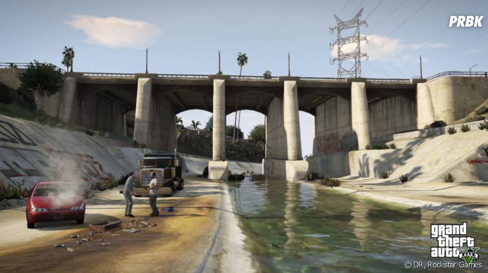 GTA 5 sort le 17 septembre