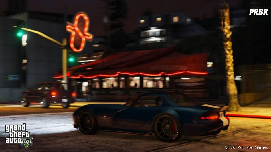 GTA 5 : des graphismes saisissants