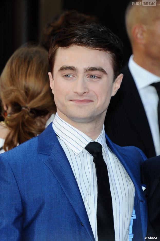 Daniel Radcliffe absent des spin-off d'Harry Potter