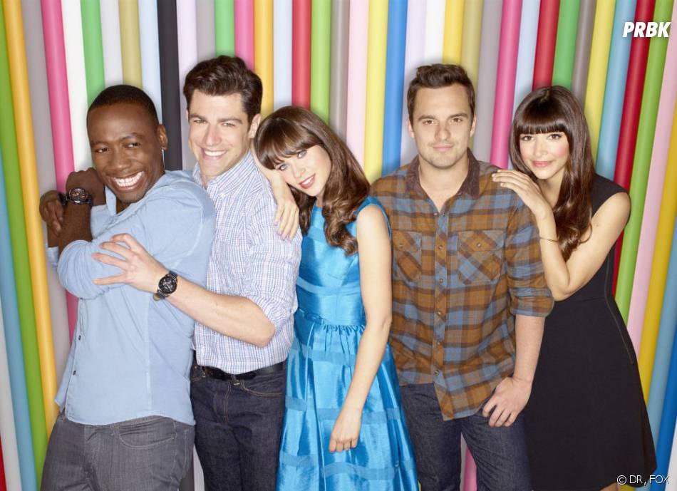 New Girl saison 3 : le casting