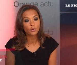 Karine Le Marchand règle ses comptes sur le plateau de TVMag