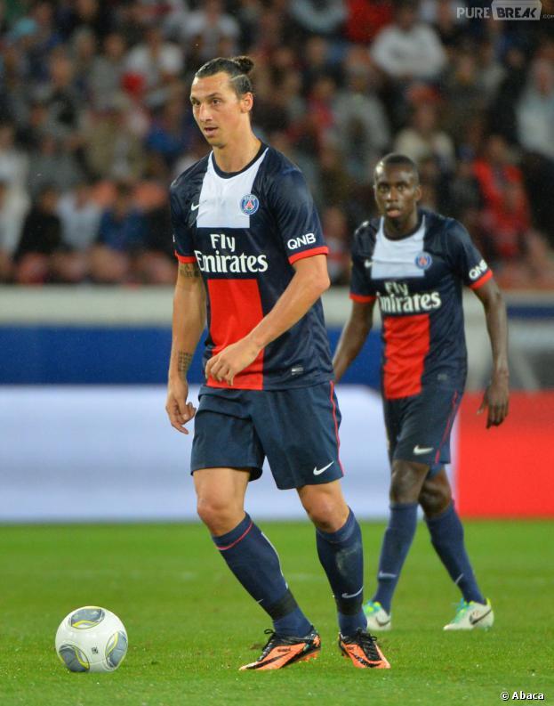 PSG : Zlatan Ibrahimovic est payé 15 millions d'euros par an