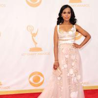 Kerry Washington, Elisabeth Moss : des robes de princesse pour les Emmy Awards 2013