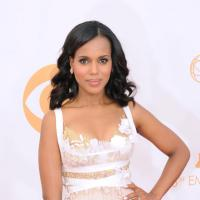 Kerry Washington, Elisabeth Moss : des robes de princesse pour les Emmy Awards 2013