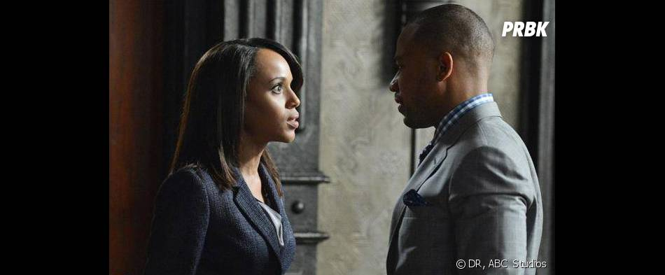 Scandal saison 3, épisode 1 : Harrison et Olivia